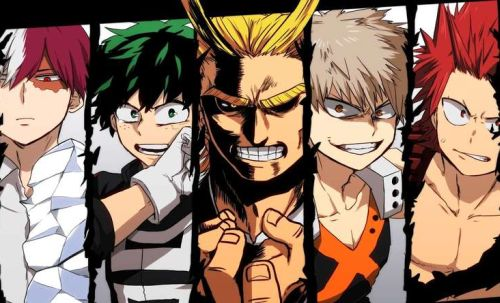 Hero-Academia